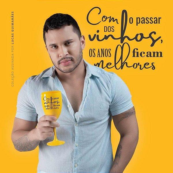 Taça Victória LUCAS GUIMARÃES Amarela