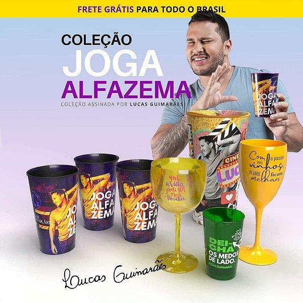 Coleção - KIT Joga Alfazema Lucas Guimarães