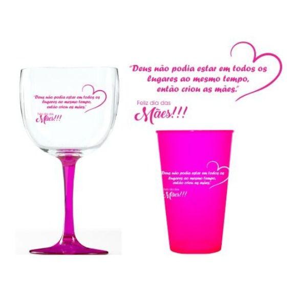 Kit Dia das Mães Rosa