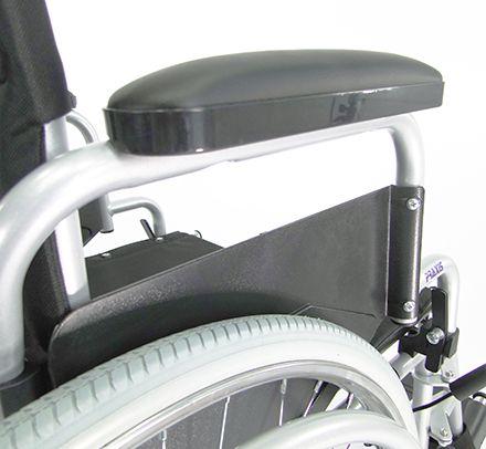 Cadeira de rodas Frankfurt 45 cm