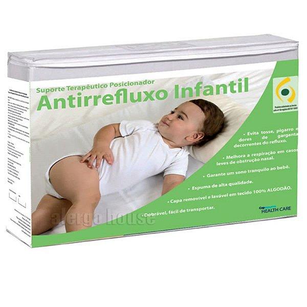 Almofada Anti-Refluxo Infantil