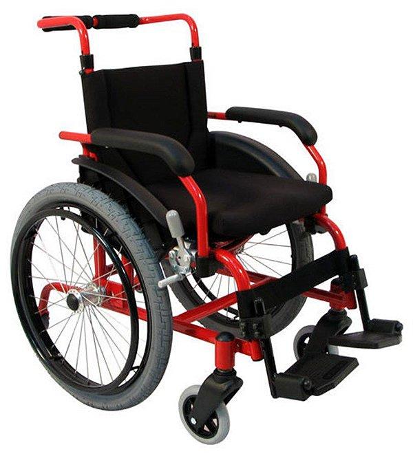 Cadeira de Rodas - Agile Infantil Monobloco