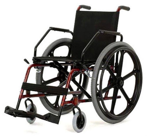 Cadeira de Rodas Cantu EPOXY