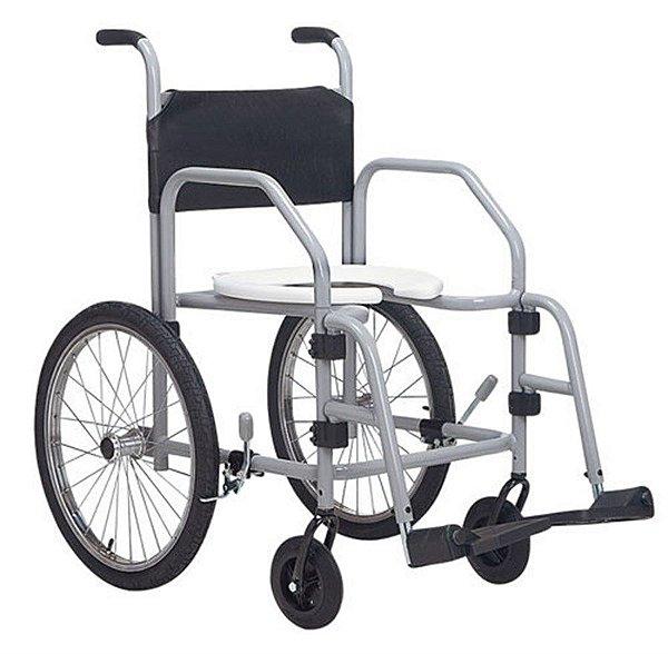 Cadeira de Banho Alumínio RG