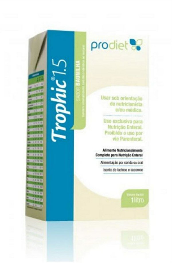Trophic Basic 1.2 Líquida