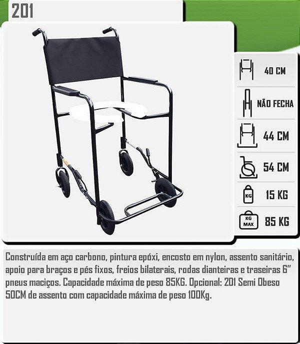 Cadeira Higiênica 201