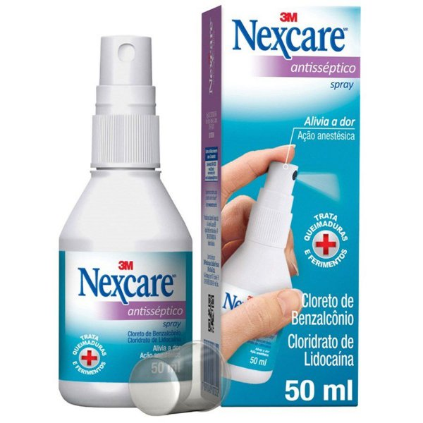Spray Antisséptico Nexcare 50ml