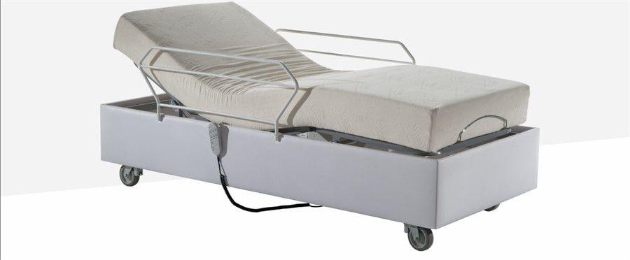Cama Confort 2,00x0,90 c/ gandre s/ colchão