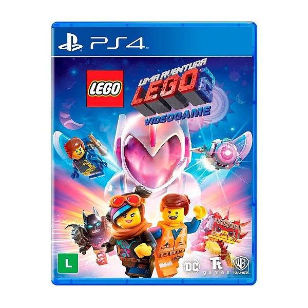 Jogo Uma Aventura LEGO 2 - PS4 Seminovo