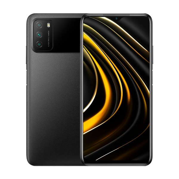 Smartphone Poco M3 128GB 6GB Preto