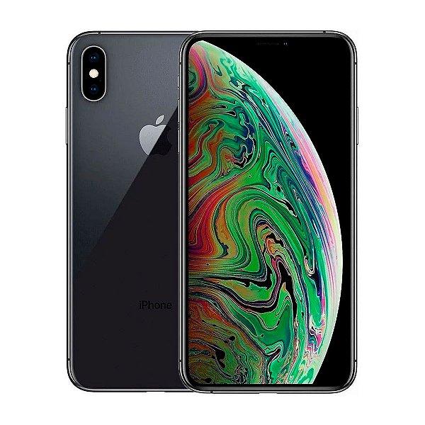 Smartphone Apple iPhone XS 64GB 4GB Preto Seminovo