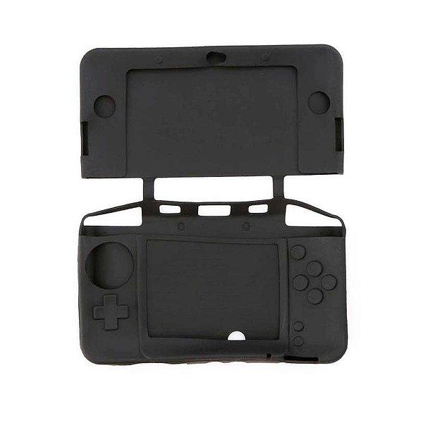 Capa Silicone Console - 3DS XL