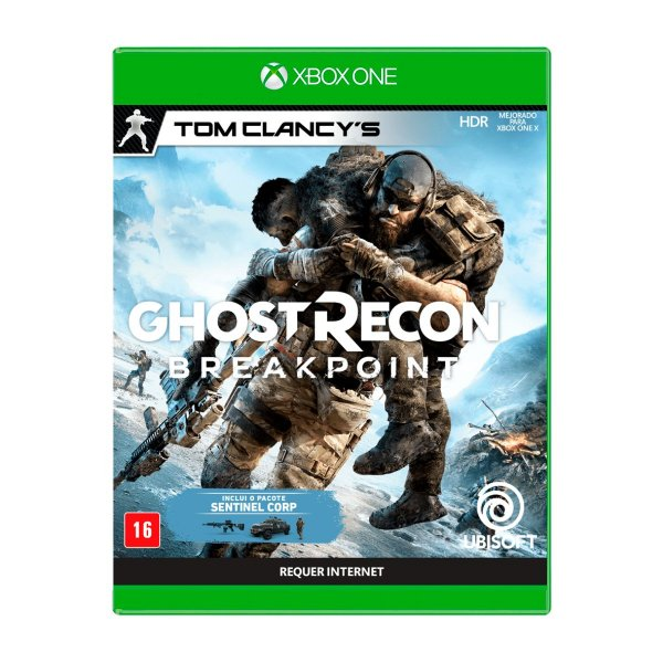 Jogo Ghost Recon Breakpoint - Xbox One