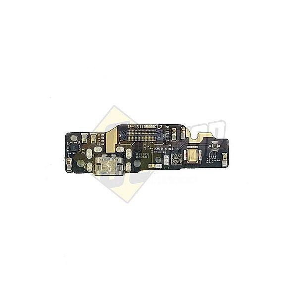 Pç Xiaomi Conector Carga PCB Note 6 Pro