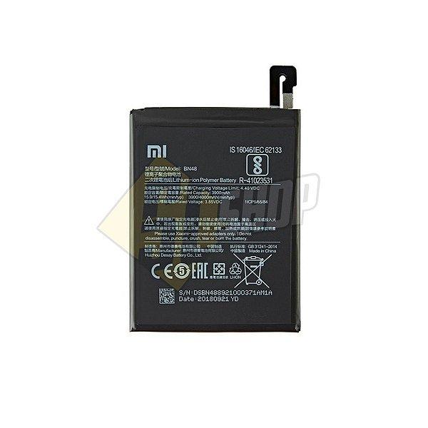 Pç Xiaomi Bateria BN48 Redmi Note 6 Pro - 3900 mAh