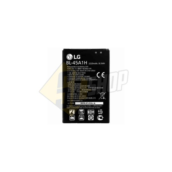 Pç LG Bateria K10/ K430  BL 45A1H - 2220 mAh