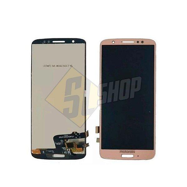 Pç Motorola Combo Moto G6 Dourado