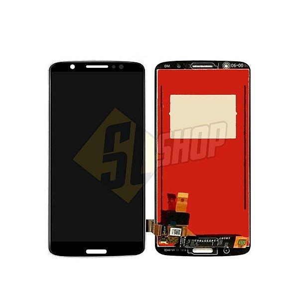 Pç Motorola Combo Moto G6 Plus Preto (Sem Aro)