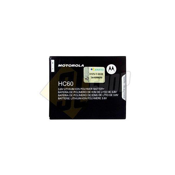 Pç Motorola Bateria Moto C Plus HC60 - 3780 mAh