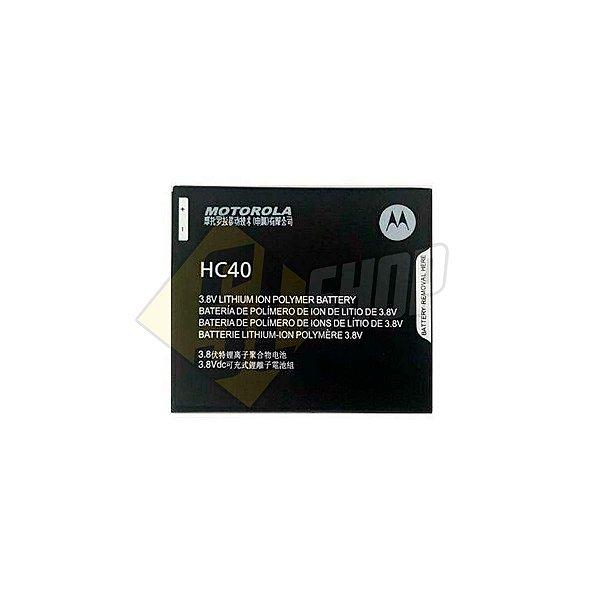 Pç Motorola Bateria Moto C HC40 - 2245 mAh