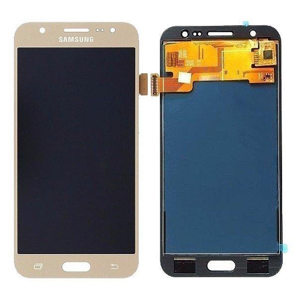Pç Samsung Combo J5 J500/M Dourado