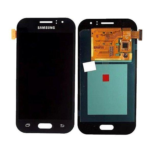 Pç Samsung Combo J1 J120 Cinza - TFT