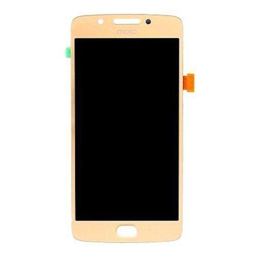 Pç Motorola Combo Moto G5S Dourado