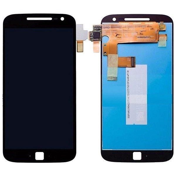 Pç Motorola Combo Moto G4 Plus XT1640 Preto