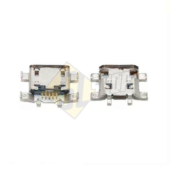 Pç Motorola Conector Carga USB Moto E2 / G4 / Maxx
