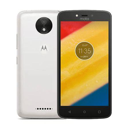 Smartphone Motorola Moto C 8GB Branco (Seminovo)