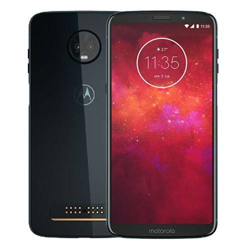 Smartphone Motorola Z3 Play 64GB 4GB Azul índigo