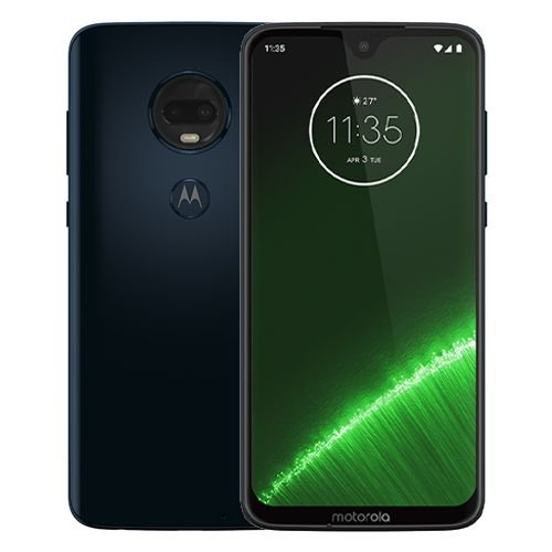Smartphone Motorola Moto G7 Plus 64GB 4GB Azul Indigo Seminovo