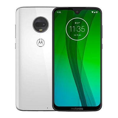 Smartphone Motorola Moto G7 64GB 4GB Branco Seminovo