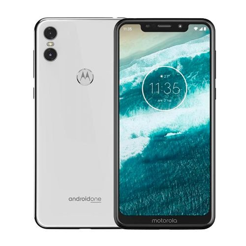 Smartphone Motorola One Power 64GB 4GB Branco