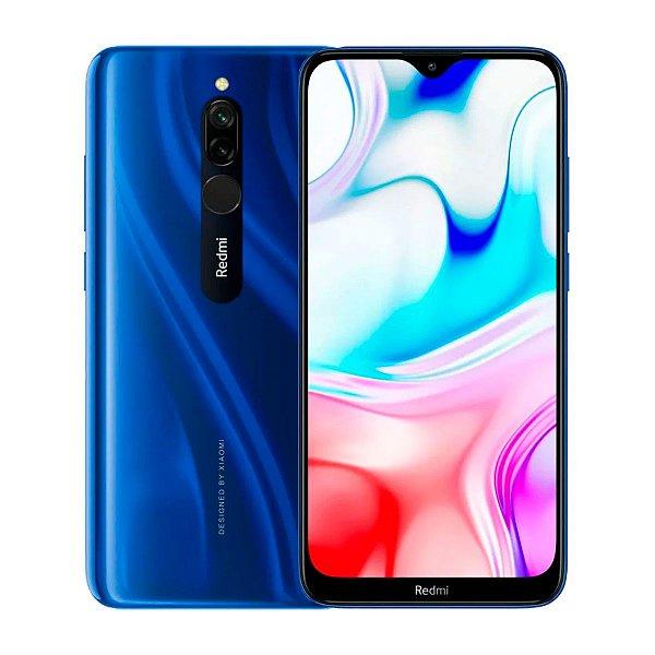 Smartphone Xiaomi Redmi 8 64GB 4GB Azul (Seminovo)