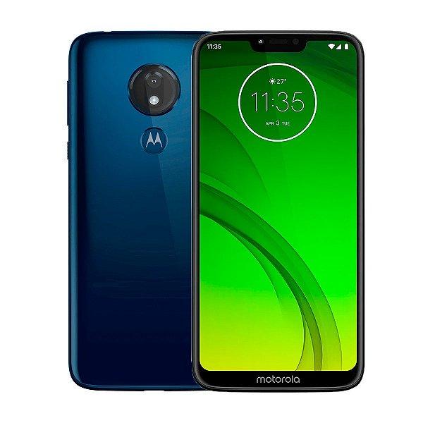 Smartphone Motorola Moto G7 Power 32GB 3GB Azul