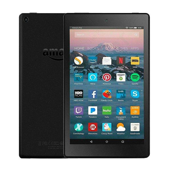 Tablet Amazon Fire HD8 16GB 1GB Alexa - 2018
