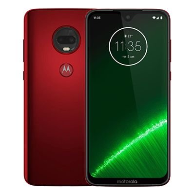 Smartphone Motorola Moto G7 Plus 64GB 4GB Vermelho Seminovo