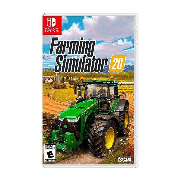 Jogo Farming Simulator - Switch
