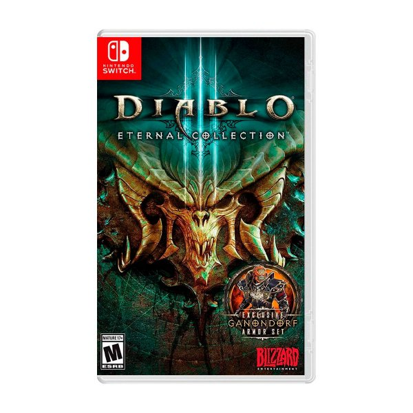 Jogo Diablo III Eternal Collection - Switch