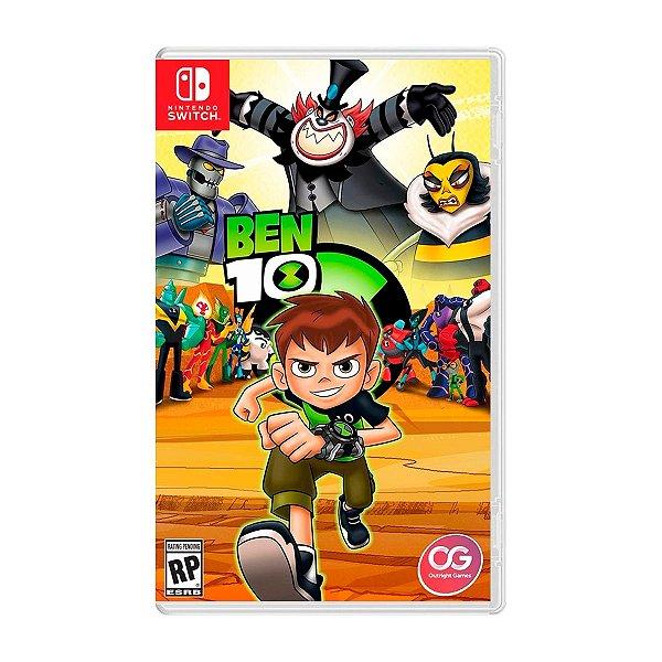 Jogo Ben 10 - Switch