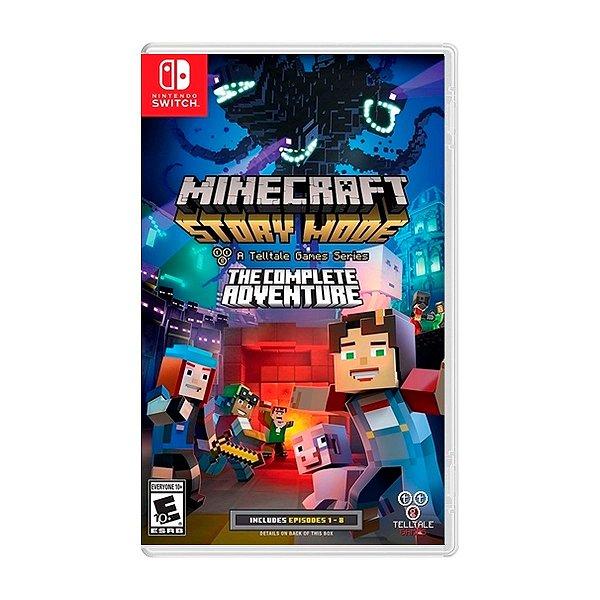 Jogo Minecraft The Complete Adventure - Switch