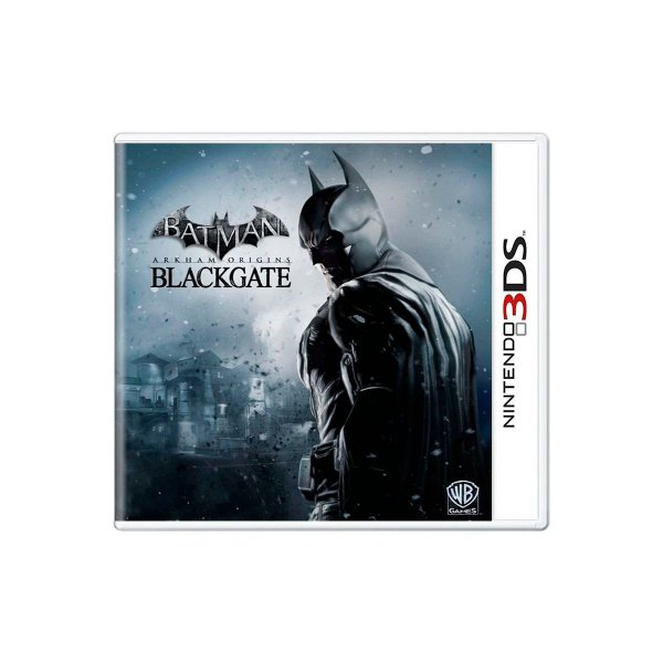 Jogo Batman Arkham origins blackgate - 3DS Seminovo