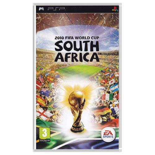 Jogo Fifa World Cup 2010 South Africa - PSP (Seminovo)