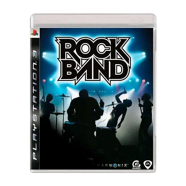 Jogo Rock Band - PS3 Seminovo