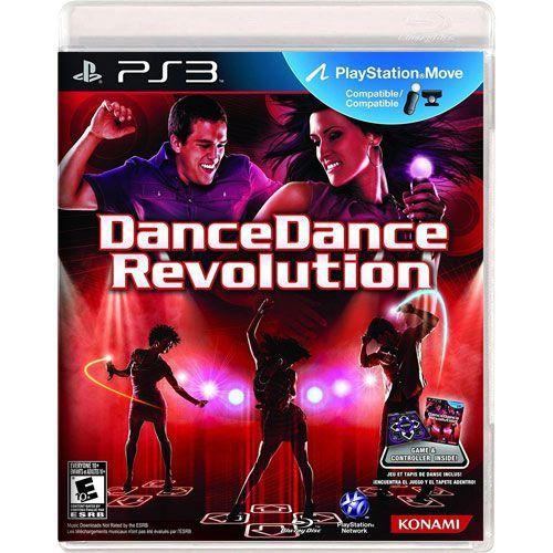 Jogo Dance Dance Revolution - PS3 Seminovo