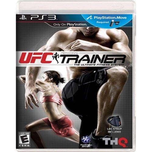 Jogo UFC Personal Trainer - PS3 Seminovo