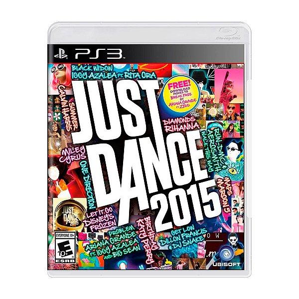 Jogo Just Dance 2015 - PS3