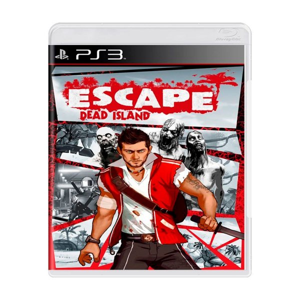 Jogo Escape Dead Island - PS3 (Seminovo)