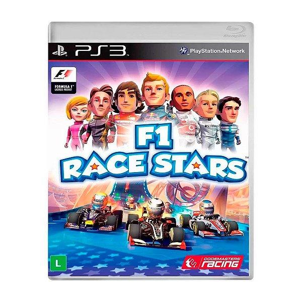 Jogo F1 Race Stars - PS3 Seminovo